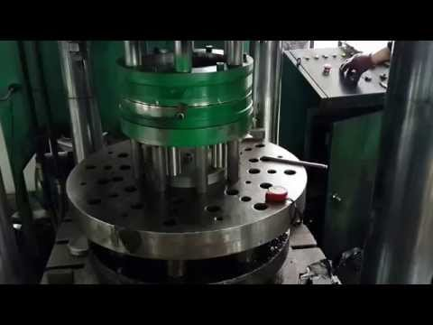 4-column Deep Drawing Hydraulic Press for Stainless Steel Pan,Pot Forming Production line