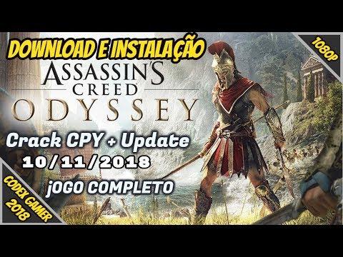 COMO BAIXAR E INSTALAR Assassin's Creed Odyssey Completo +