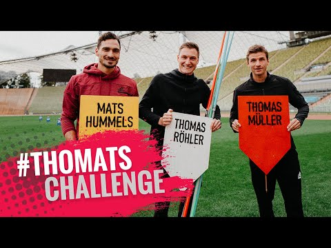 #ThoMats dieses Mal olympisch – WITH ENGLISH SUBTITLES