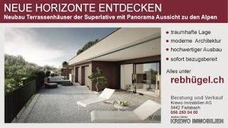 Gambar cover Überbauung Rebhügel - Terrassenhaus 10C