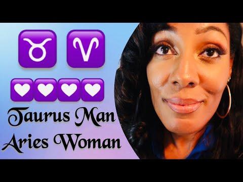 Woman aries taurus why likes man Taurus Man