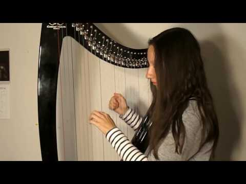 Time after Time - Chet Baker (harp cover)