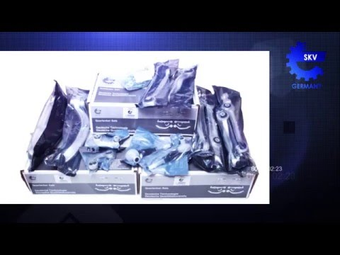 Wahacze aluminiowe i zestawy wahaczy SKV VW passat b5, Audi A4 b5 zawieszenie Audi a4 b6 produkcja