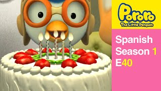 Video [Pororo Español S1] #40 La fiesta sorpresa de Pororo download MP3, 3GP, MP4, WEBM, AVI, FLV Juli 2018