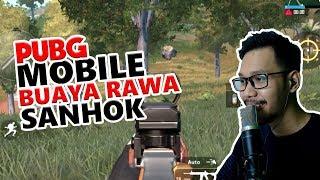 MEMBURU BUAYA RAWA SANHOK - PUBG MOBILE INDONESIA