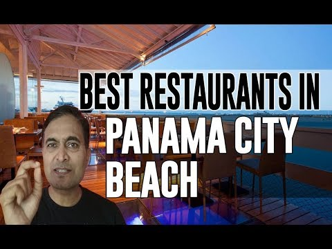 Best Restaurants And Places To Eat In Panama City Beach, Florida FL