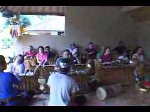 Cudamani Summer Institute Music/gamelan