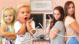 HOW WE DISCIPLINE! - Toddler Behavioral Chart DIY