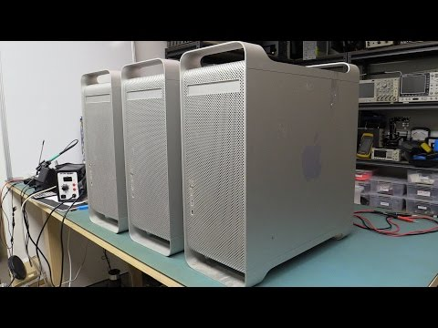EEVblog #783 - Dumpster Dive Power Macs