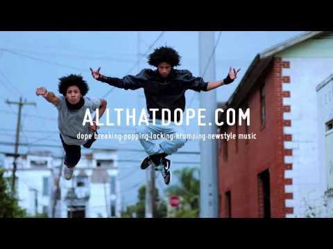 DJ KipRaq - Hip Hop Dance Newstyle Mixtape (2015) // Track #11