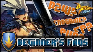 dungeon fighter online answering beginner questions new steam users