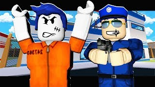 THE LAST GUEST GETS ARRESTED! Roblox Jailbreak Roleplay