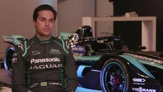Panasonic Jaguar Racing I-TYPE 3 - Interview Nelson Piquet Jr
