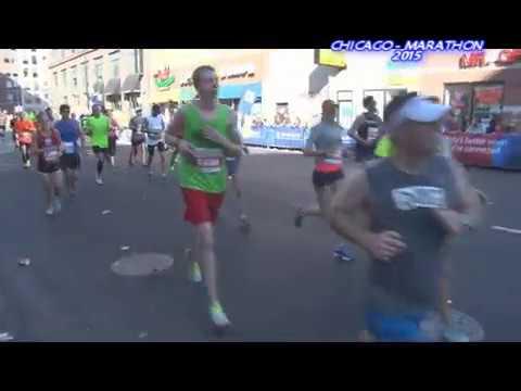 2015 Bank of America Chicago Marathon