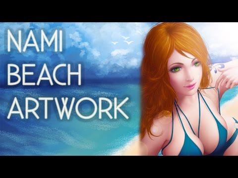 Nami - beach
