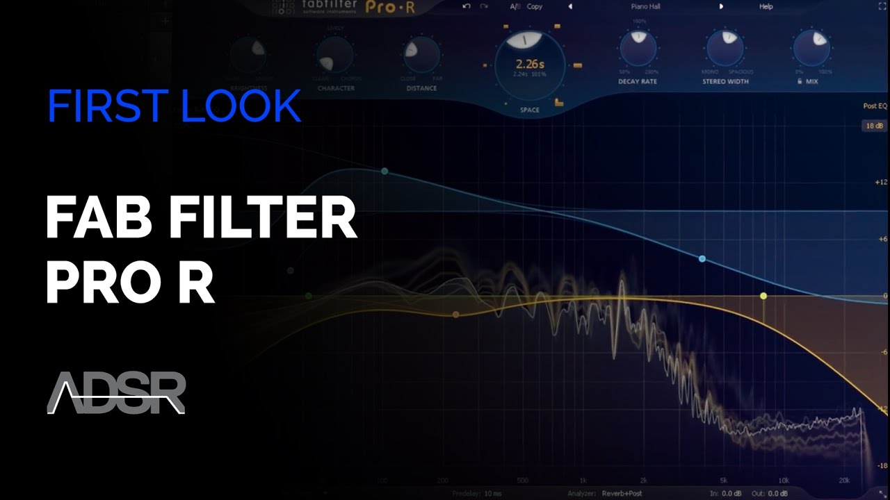 FabFilter Pro R Reverb Review
