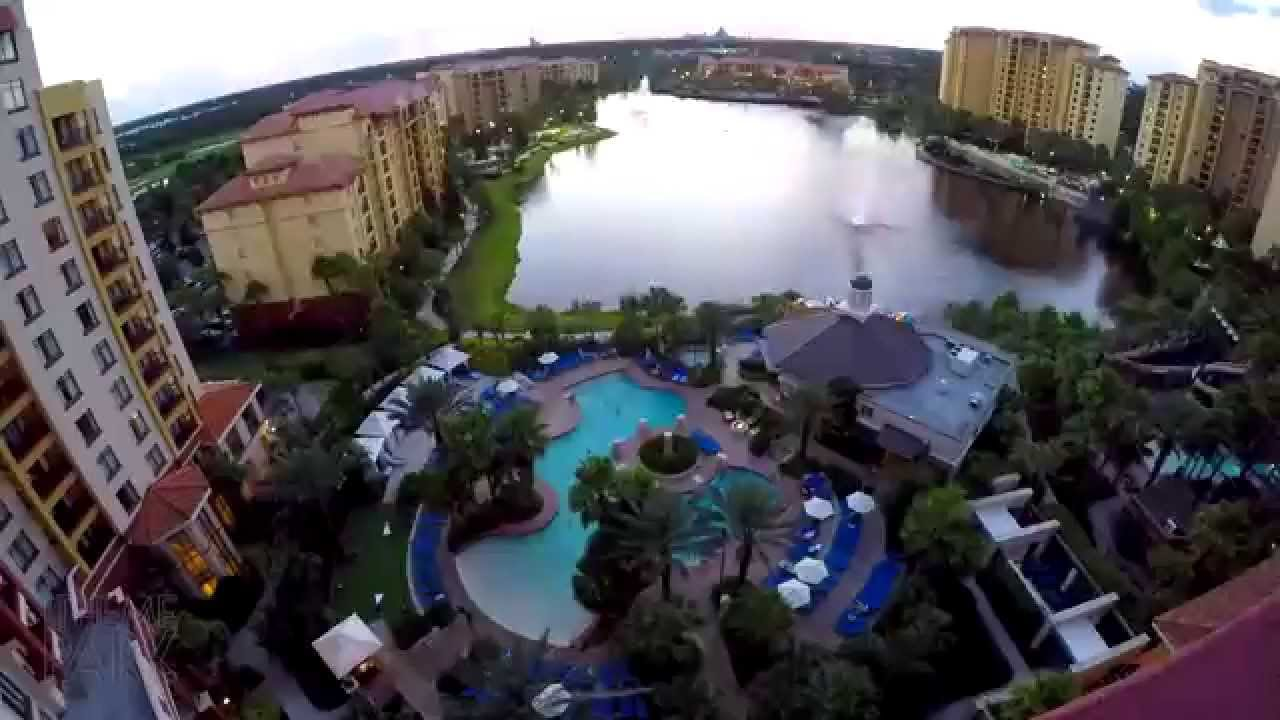 Wyndham Grand Orlando Resort At Bonnet Creek Tour Walt Disney World You
