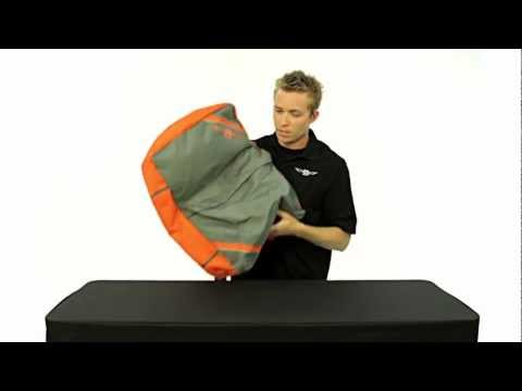 PD Gear: Gear Bag and Logbook Cover