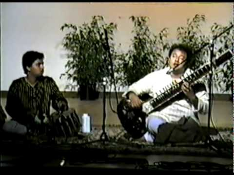 Raagmala in Khammaj part 1- Shujaat Khan [Sitar] Enayet Hossain [Tabla]