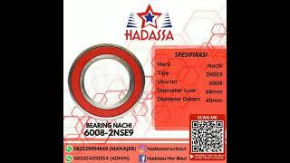 Bearing NACHI 2NSE