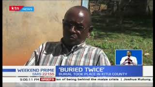 Mystery of the man that was \'buried twice\'