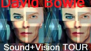 DAVID BOWIE - 'Heroes' - Sound+Vision Tour Nymegen 1990 [AUDIO]