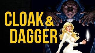 ¿Quiénes son Cloak y Dagger?/ Marvel