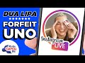 Dua Lipa Announces 'Future Nostalgia' Deluxe Edition | FORFEIT Uno | Capital