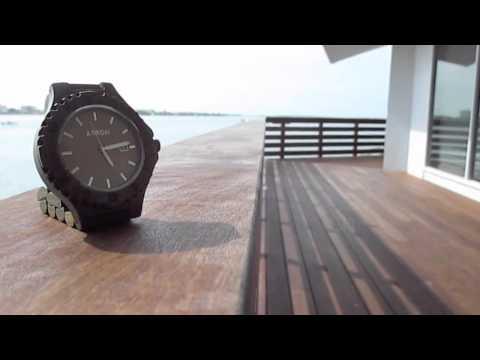 Unisex Wooden Watch, Arrow Wooden Watch Collection mens wooden designer watch