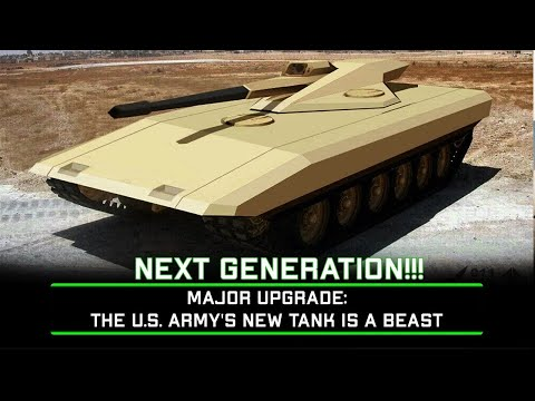 Major Upgrade: The U.S. Army's New Tank Is A Beast