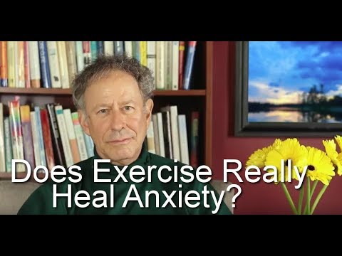 Does Exercise Really Heal Anxiety?