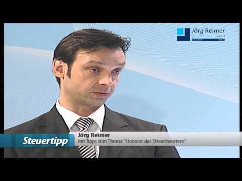 Honorar des Steuerberaters - Steuerberater Aachen Köln, Jörg Reimer bei Center TV Köln
