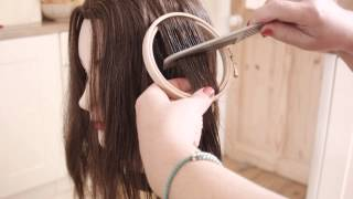 Hair Tapestry Tutorial by Julia Bowden