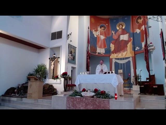 Messa dell'Epifania da San Lorenzo - Mercoledì 06 Gennaio 2021