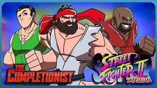 The Completionist®- Super Street Fighter 2 Turbo: Classically Competitive