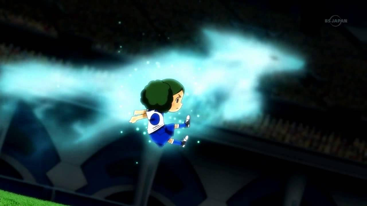 Inazuma eleven go galaxy konoha soul youtube - Inazuma eleven galaxy ...
