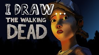 I Draw... Clementine! (The Walking Dead Game)