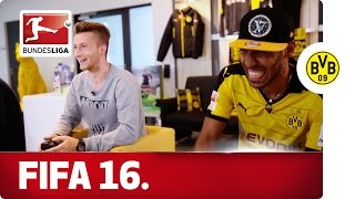 Borussia Dortmund - FIFA 16 Ultimate Team Player Tournament EA