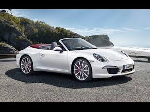 porsche 911 Carrera_The Best Porsche 911 in the world