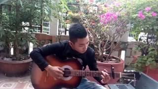 Tha Thứ Cho Anh Em Nhé - Nguyễn Đình Vũ ( Cover Guitar ) Cang Hoo