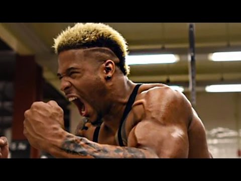 Thumbnail: Odell Beckham's Monstrous Cousin Is Trying Out for the NFL