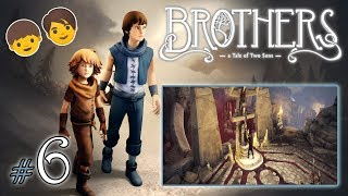 """BROTHERS: Tale of Two Sons #6 - Rozdział V - """"Olbrzymy i pani"""""""