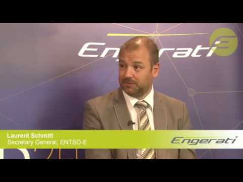 Laurent Schmitt explains to Engerati's Adam Malik his vision for ENTSO-E