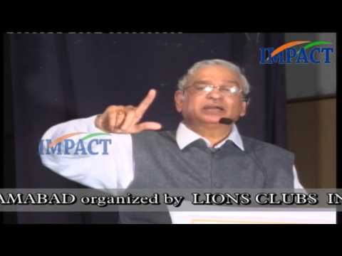 Line of Control talk by Dr Ratnakar garu at IMPACT 2017