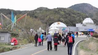 한국 천문학의 메카 보현산 천문대