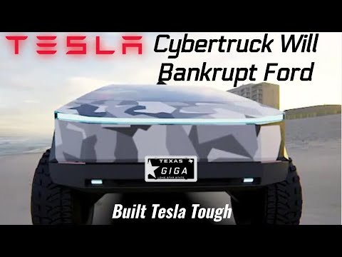 tesla-cybertruck-will-be-fords-demise-towards-bankruptcy