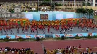 Sinulog 2014- Tribu Subanen of Plaridel, Misamis Occidental