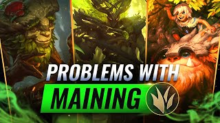 The BIGGEST PROBLEMS for Jungle Mains in League of Legends - Season 11
