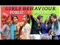 Girls behaviour public vs private   Light House