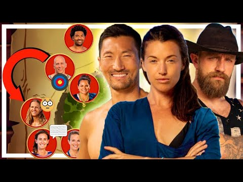 Breaking Down The Fastest Gameplay In Survivor History - Winners At War Premiere